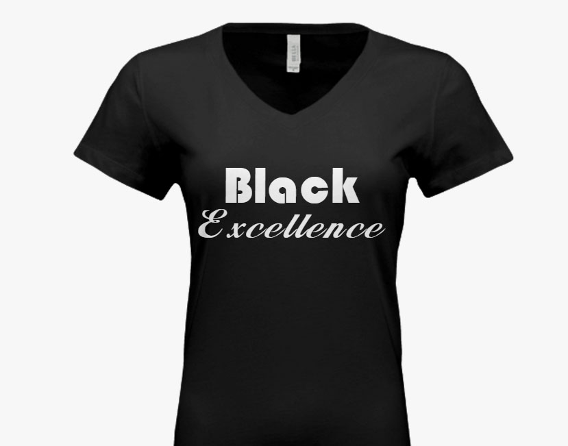 Black Excellence Women S Tee Vivian And Ellis Shop Now